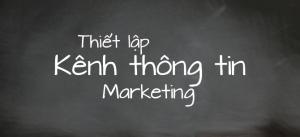 Kênh thông tin marketing